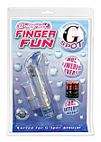 Finger Fun G Spot Blue
