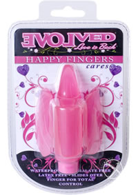 Happy Fingers Caress - Pink