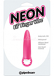 Neon Lil` Finger Vibe Pink